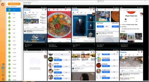 Hỗ trợ nuôi nhiều nick facebook với công cụ Ninja System
